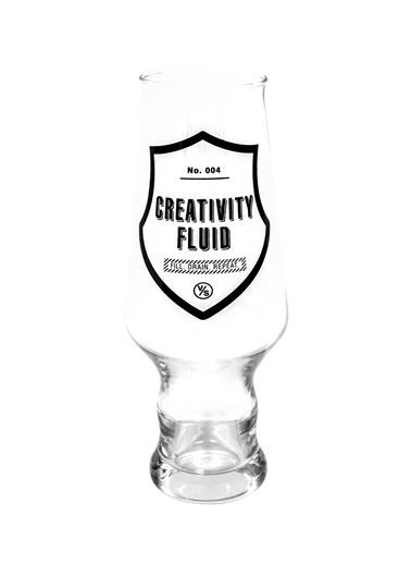 Rakle 400 cc Creative Bira Bardağı Renksiz